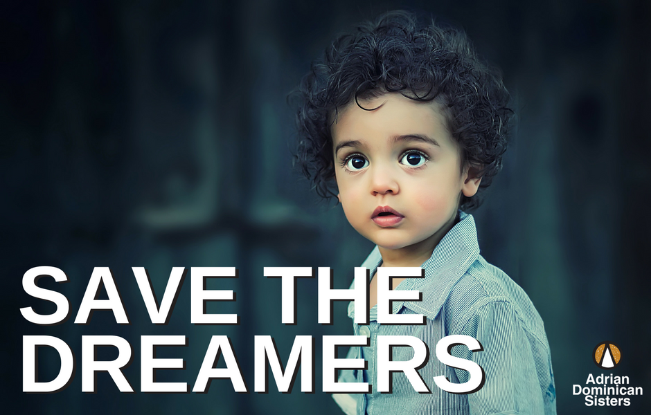 Save the dreamers