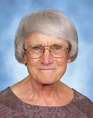 Sister Barb Chenicek