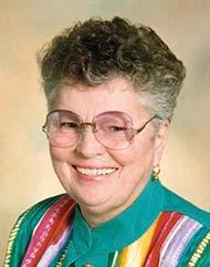 Sister Anne Baxter