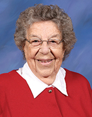 Sister Alma Marie Messing, OP