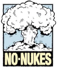 no nukes logo