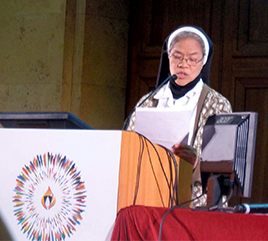 Sister Rosita Yaya Reflects on Experience at Dominican Congress