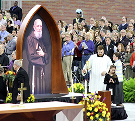 Adrian Dominicans Inspired by Beatification of Solanus Casey