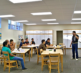 Adrian Rea Literacy Center Offers English Conversation Class