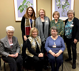 St. Rose Dominican Hospital Offers Senior Peer Counseling