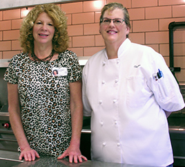 Maureen Brooker, Motherhouse Chef Named Finalist in Culinary Creation Contest