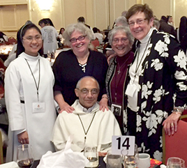 Three Adrian Dominican Sisters Attend Conference Celebrating 800th Jubilee