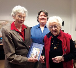 Third Book on History of Congregation Released