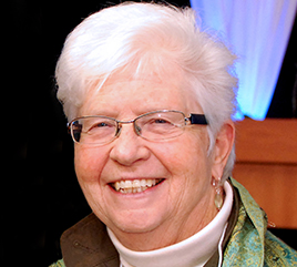 Sister Pat Siemen, Prioress-elect, Speaks on Environmental Issues