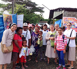 Adrian Dominican Sisters in Philippines Inspired by Determination of Indigenous Peoples