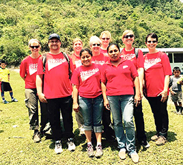 Local Guatemalan People, U.S. Guests Benefit from Providence's Three-Year Health Initiative