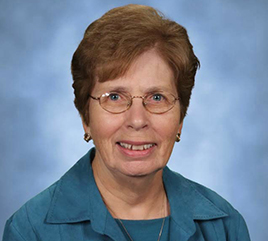 Sister Mary Lou Putrow, OP, Named Distinguished Volunteer