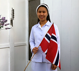 Adrian Dominicans from Philippines Minister to Immigrants in Norway