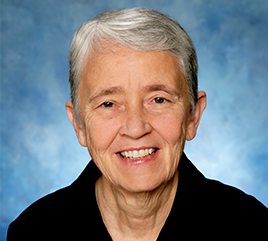 Sister Judy Byron, OP, to Receive Legacy Award from Interfaith Center on Corporate Responsibility