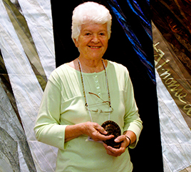 Sister Janet Wright Receives Fra Angelico Award at Artists' Gathering