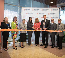St. Rose Dominican Cuts Ribbon for First of Four Neighborhood Hospitals