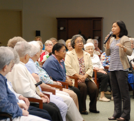 Adrian Dominican Sisters Learn of Justice Issues in Philippines