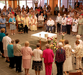 Adrian Dominican Sisters Celebrate Golden and Diamond Jubilees