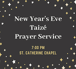 Adrian Dominican Sisters to Host New Year's Eve Prayer Service