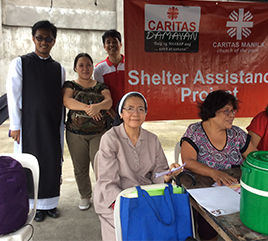 Adrian Dominican Sisters in Philippines Reach out to Families Afflicted by 'Drug War'