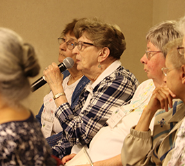 Adrian Dominican Sisters Share Stories of Experience in Resilient Communities