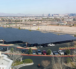 Dignity Health-St. Rose Dominican Hospitals Welcomes Renewable Energy to Two Campuses