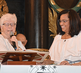 Sister Xiomara Tells Her Vocation Story: from Fashion Designer to Adrian Dominican Sister