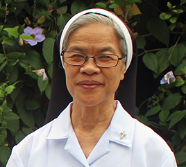 Sister Rosita Yaya, OP, Assumes Office of Remedies Mission Chapter Prioress