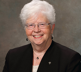Sister Patricia Siemen, OP, to Speak at National Laudato Si' Conference