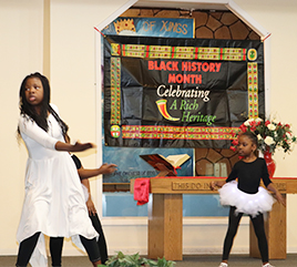 Faithful in Adrian Community Celebrate Black History Month and Unity