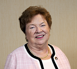 American Cancer Society Honors Sister Julie Hyer, OP