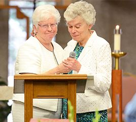 New General Council Takes Office For Adrian Dominican Sisters