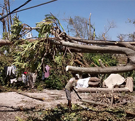 PAB Offers New Loan to Organization that Helps Haitians Recover from Hurricane